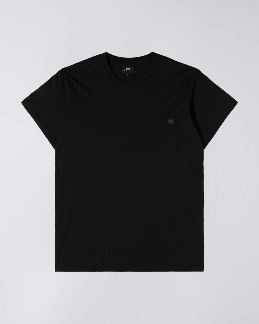 Edwin - Pocket TS - Black
