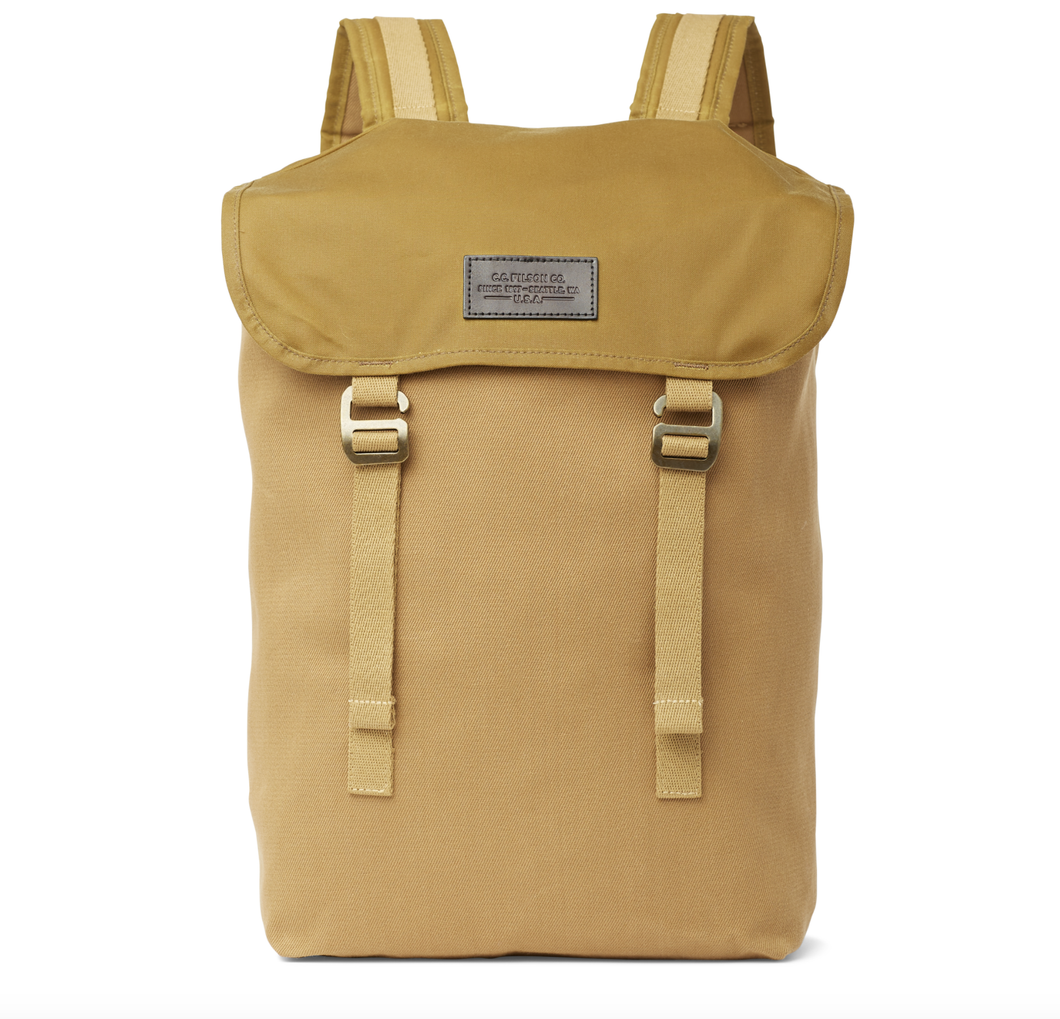 Filson - Rugged Twill Ranger Backpack - Tan