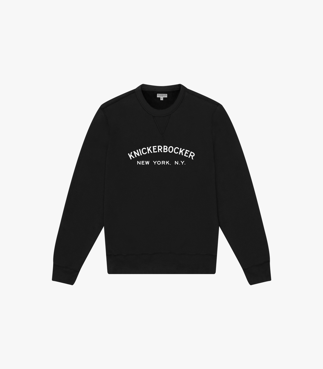 Knickerbocker - Core Logo Standard Crew - Coal