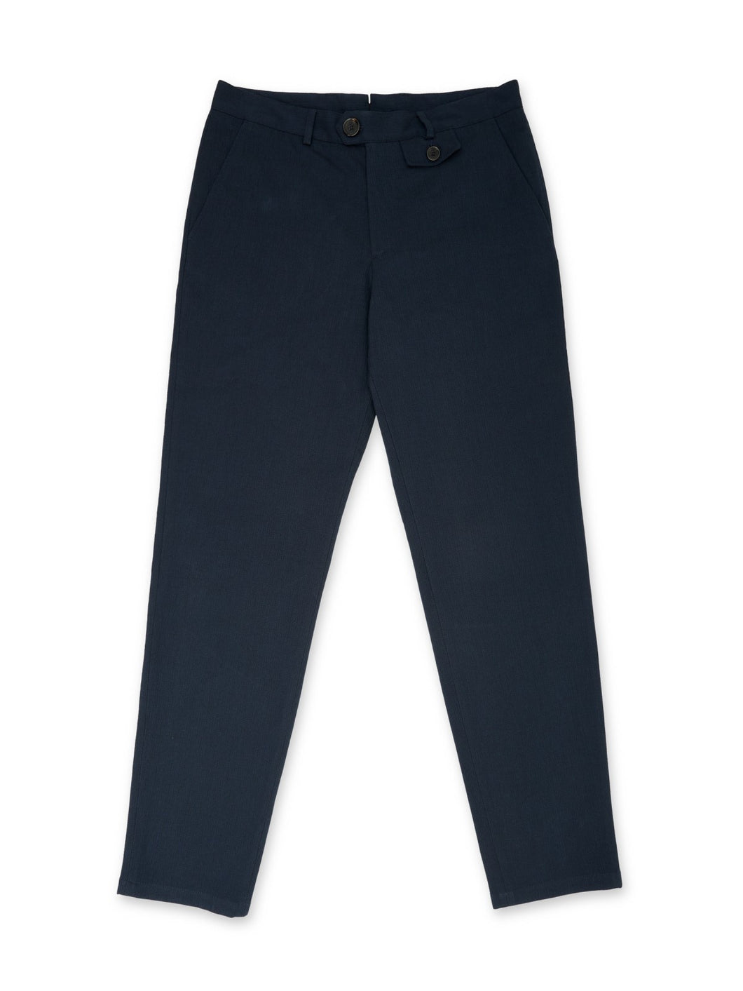 Oliver Spencer - Fishtail Trouser - Cannock Navy