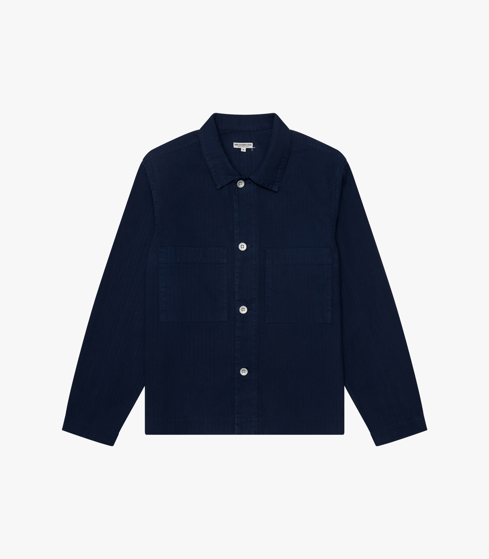 Knickerbocker - Chore Shirt Jacket - Navy