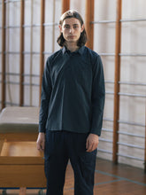 Load image into Gallery viewer, Kestin Hare - Granton Shirt - Petrol Blue