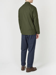 Oliver Spencer - Hockney Jacket - Forest Green