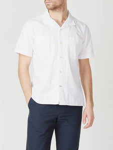 Oliver Spencer - Havana Shirt - Hattison White