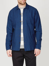 Load image into Gallery viewer, Oliver Spencer - Warham Shirt - Rockwell Indigo Rinse
