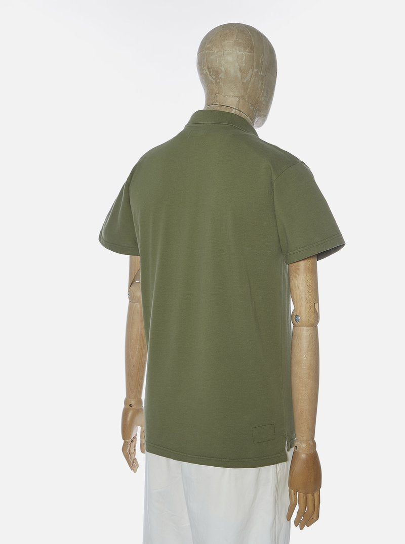 Universal Works - Vacation Polo - Olive