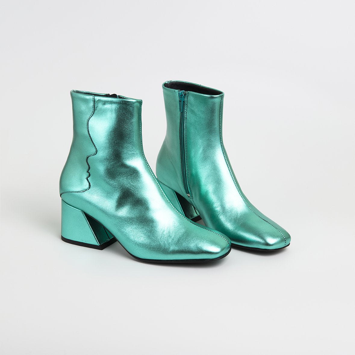 Unreal Fields - Galaxy Emerald Green Boot