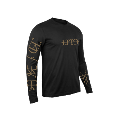 1349 - Shrine Long Sleeve - Nordic Music Merch