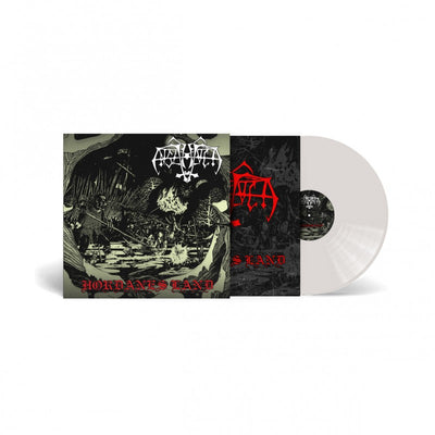 Enslaved - Hordanes Land - LP Re-issue (white) - Nordic Music Merch
