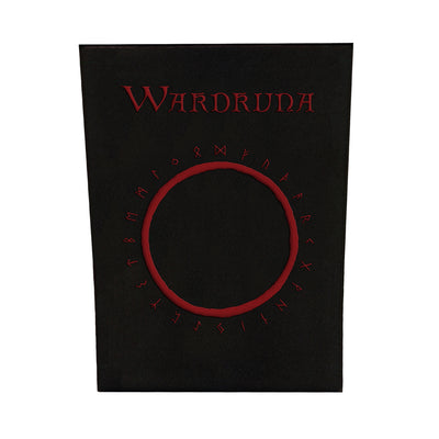 Wardruna - Runes Cirlce Back Patch - Nordic Music Merch