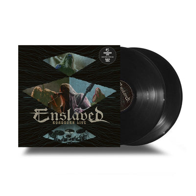 Enslaved - Roadburn Live 2xLP Black - Nordic Music Merch