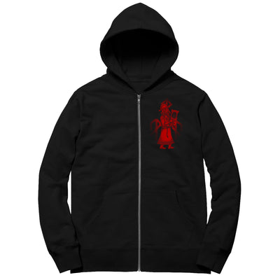 Wardruna - Skald Zipper Hoodie - Nordic Music Merch