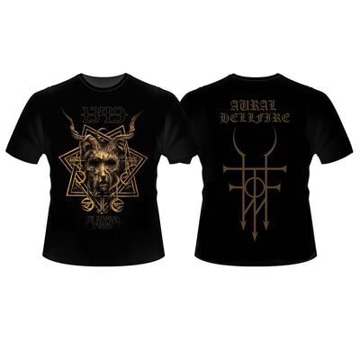 1349 - The Infernal Pathway T-Shirt - Nordic Music Merch