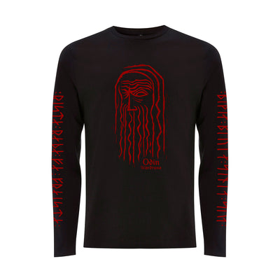 Wardruna - Odin Longsleeve - Nordic Music Merch