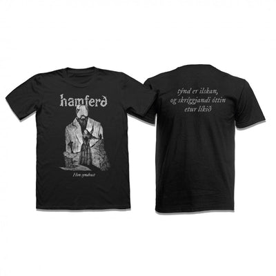 Hamferd - Hon syndrast -T-Shirt - Nordic Music Merch