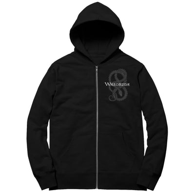 Wardruna - Linnorm Zipper Hoodie - Nordic Music Merch