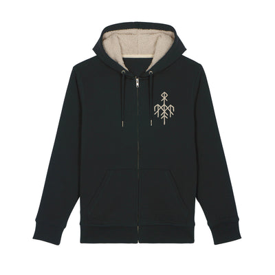Wardruna - Runaljod Premium Zipper Hoodie - Nordic Music Merch