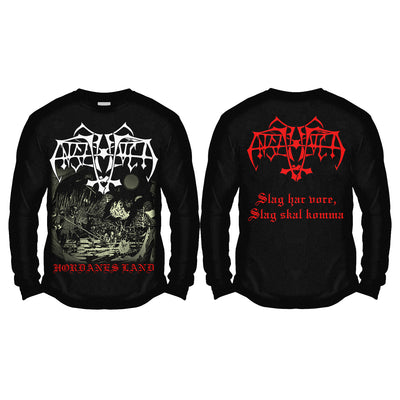 Enslaved - Hordanes Land Longsleeve - Nordic Music Merch