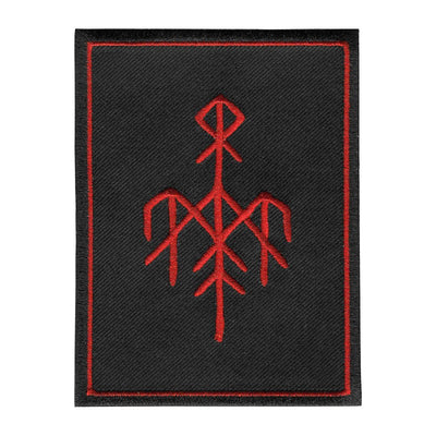 Wardruna - Logo Patch - Nordic Music Merch
