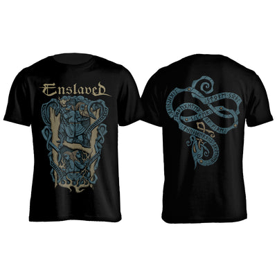 Enslaved - Storm Son T-Shirt - Nordic Music Merch