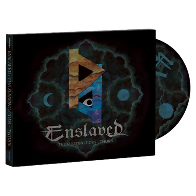 Enslaved - The Sleeping Gods - Thorn - CD Digipack - Nordic Music Merch