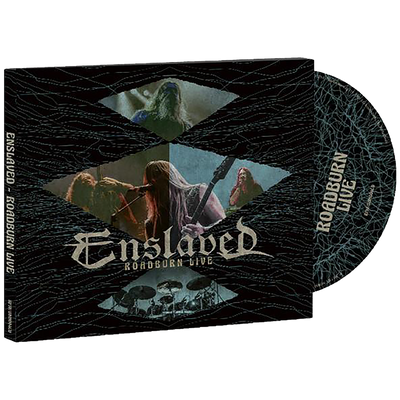 Enslaved - Roadburn Live - CD - Nordic Music Merch