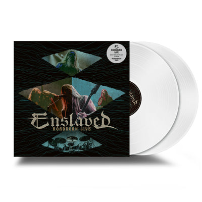 Enslaved - Roadburn Live 2xLP Clear - Nordic Music Merch