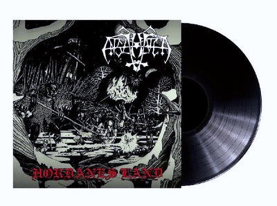 Enslaved - Hordanes Land - LP Re-issue - Nordic Music Merch