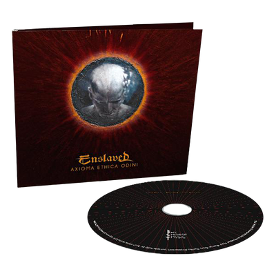 Enslaved - Axioma Ethica Odini (Re-Issue) CD Digipak - Nordic Music Merch