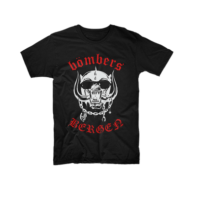 Bömbers - Bergen T-Shirt - Nordic Music Merch