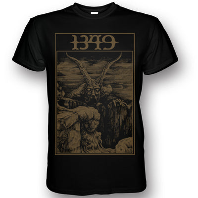 1349 - Caverns T-Shirt - Nordic Music Merch