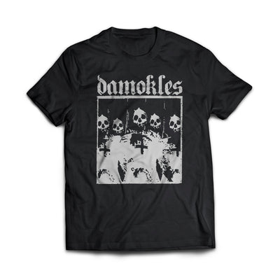 "Damokles ""Knights of Death"" T-Shirt - Nordic Music Merch"