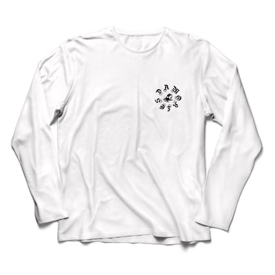 "Damokles ""Axewife"" Longsleeve - Nordic Music Merch"