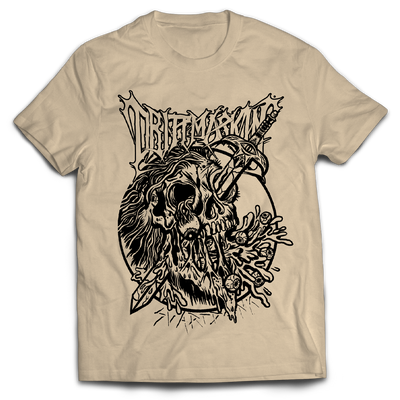 Drittmaskin - Beheaded Metalhead Black T-Shirt - Nordic Music Merch