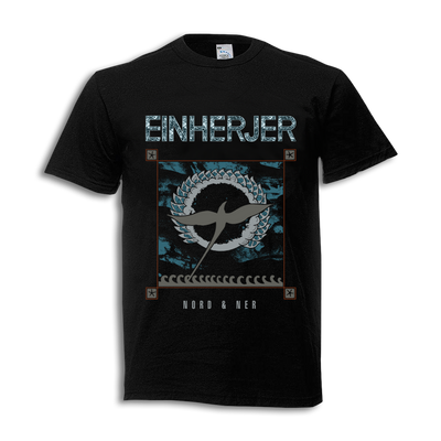 "Einherjer - ""Nord Og Ner"" T-Shirt - Nordic Music Merch"