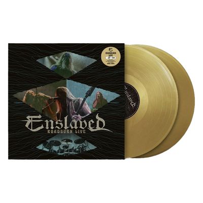 Enslaved - Roadburn Live 2xLP Gold (RSD Edition) - Nordic Music Merch