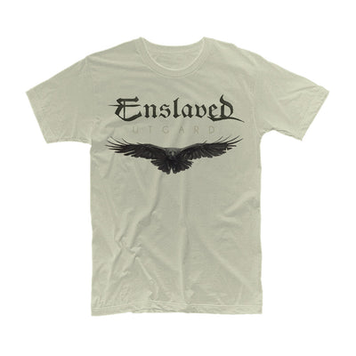 Enslaved - Utgard Natural T-Shirt - Nordic Music Merch