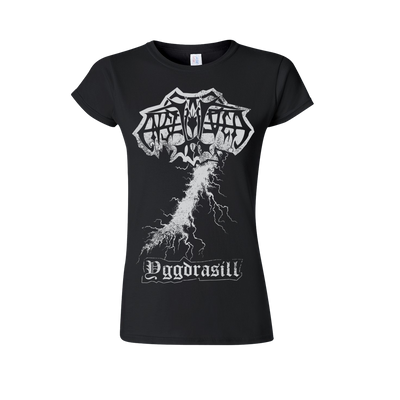 Enslaved - Yggdrasil Women's T-Shirt - Nordic Music Merch