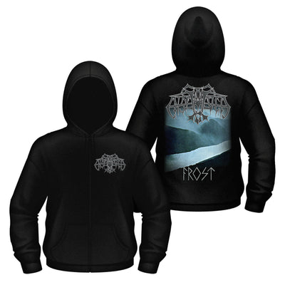 Enslaved - Frost Zipper Hoodie - Nordic Music Merch