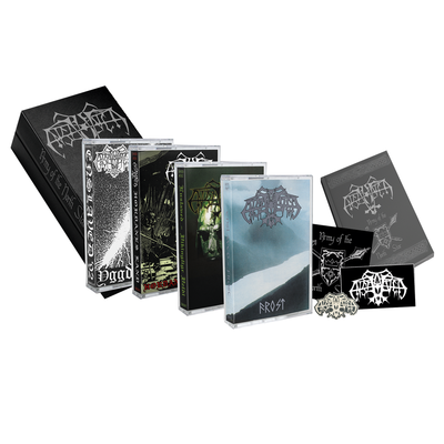 Enslaved - Army Of The North Star - 4-tapes box - Nordic Music Merch