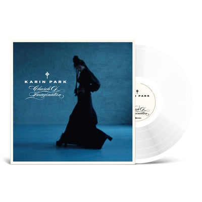 Karin Park - Church Of Imagination LP White - Nordic Music Merch