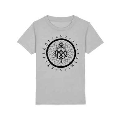 Wardruna - Runaljod Kids T-Shirt - Nordic Music Merch