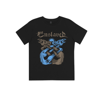 Enslaved - Ravens Kids T-Shirt - Nordic Music Merch