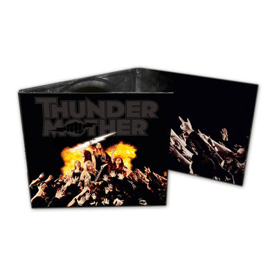 Thundermother - Heat Wave Digipak - Nordic Music Merch