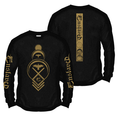 Enslaved - Thoughts and Memory Longsleeve - Nordic Music Merch