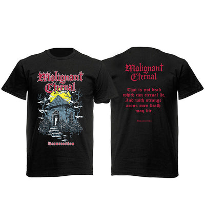 Malignant Eternal - Resurrection T-Shirt - Nordic Music Merch