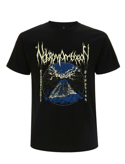 Nekromantheon - Cryovulcanic Eruption T-Shirt - Nordic Music Merch