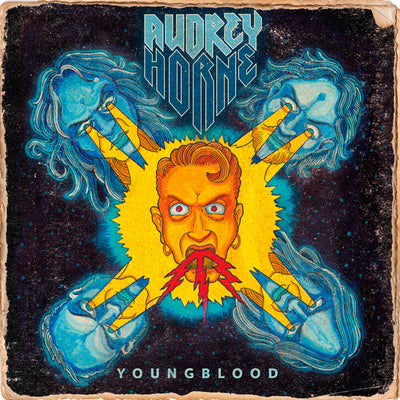 "Audrey Horne ""Youngblood"" CD digipak - Nordic Music Merch"