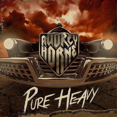 "Audrey Horne ""Pure Heavy"" CD Digipak - Nordic Music Merch"