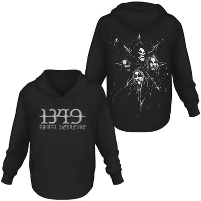 1349 - Kim Holm - 1349 Hooded Sweatshirt - Nordic Music Merch